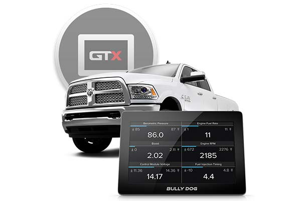 bully dog gtx watchdog performance monitor screen