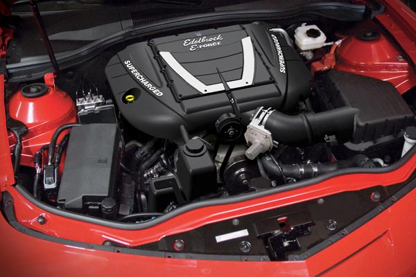 edelbrock underhood