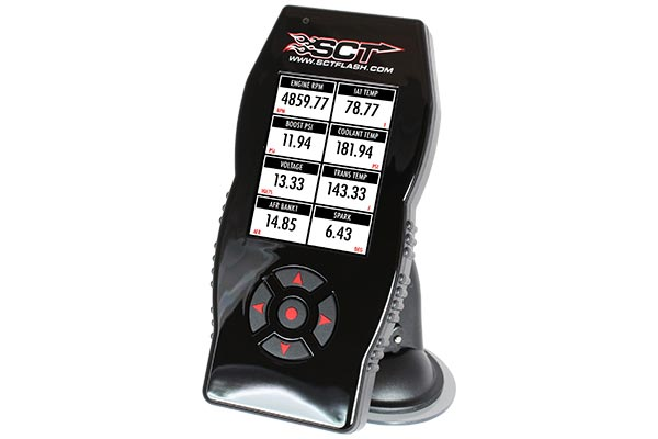 sct x4 power flash programmer 49 state legal with mount data