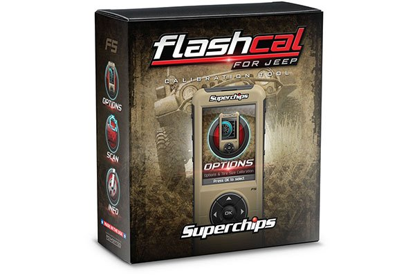 superchips flashcal f5 calibration tool box