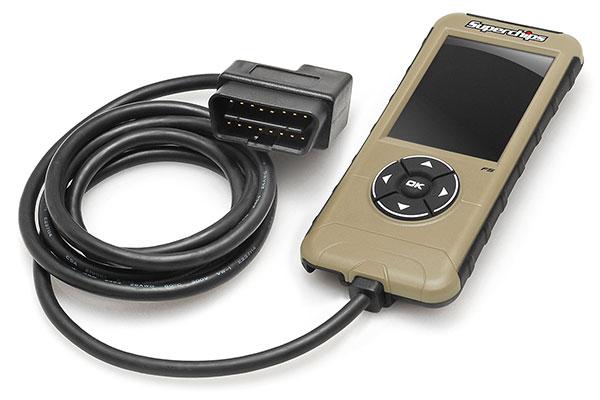 superchips flashcal f5 calibration tool plug