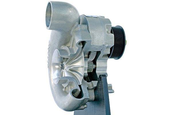 vortech cutaway