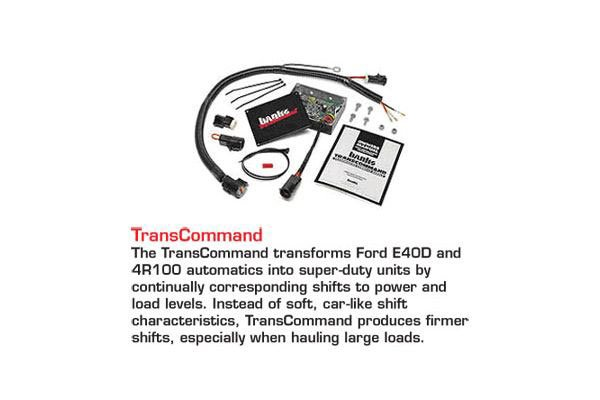 banks accessories transcommand