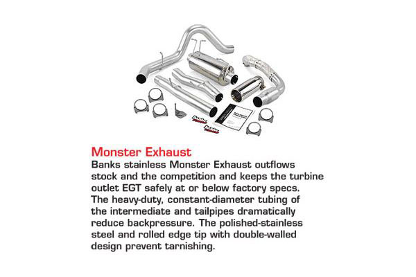 banks stinger system accessories monster exhaust