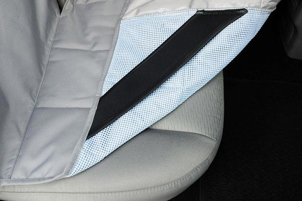 Motor Trend Hammock Seat Protector detail 2