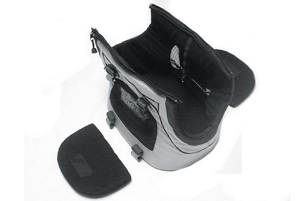 Motor Trend Universal Sport Bag Pet Carrier interior