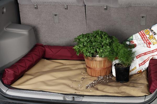 covercraft cargo area pet pad gardening