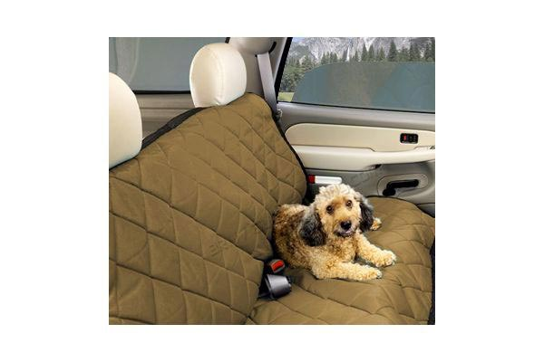 covercraft pet pad khaki