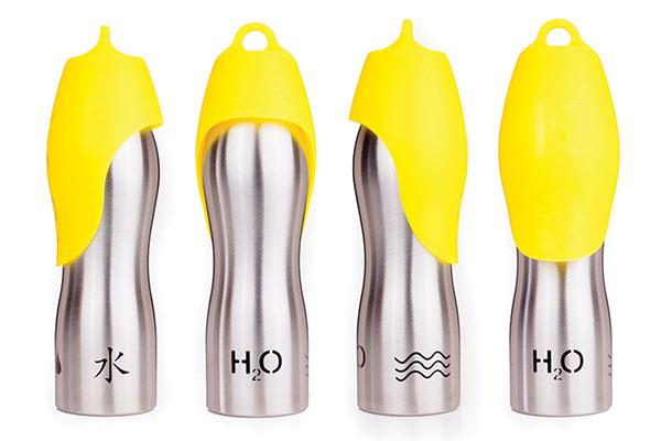 h2o4k9 dog water bottle sides