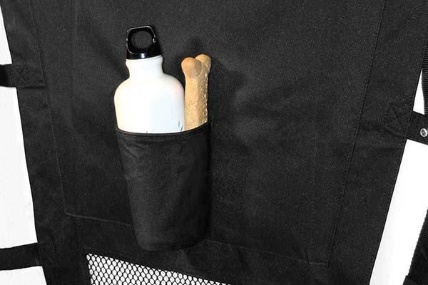kurgo backseat pet barrier rel1 pocket