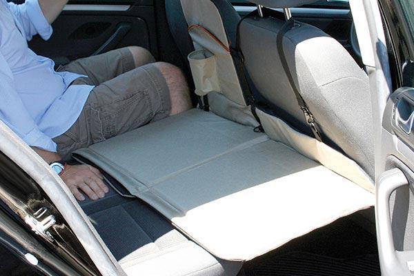 kurgo backseat bridge passenger