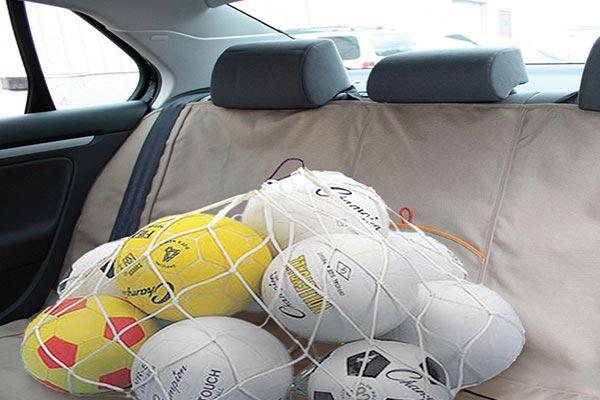 kurgo bench seat cover balls