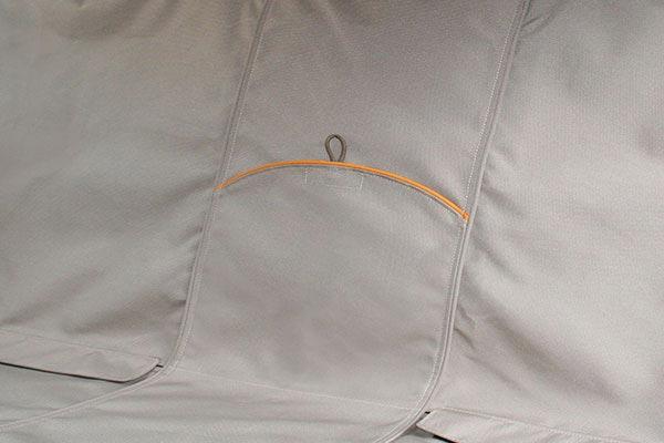 kurgo bench seat cover pocket