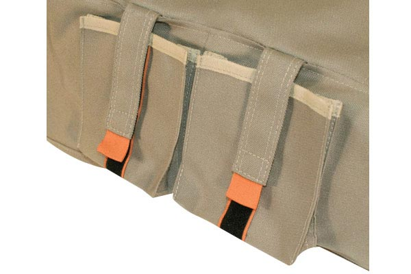 kurgo extended bench seat cover storage pockets