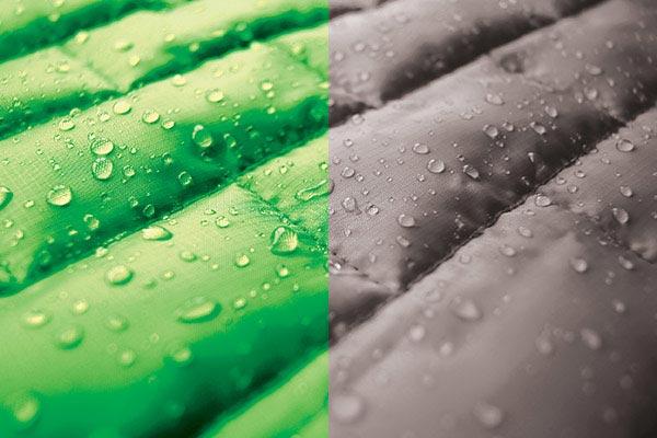 kurgo loft bench seat cover fabric detail green grey