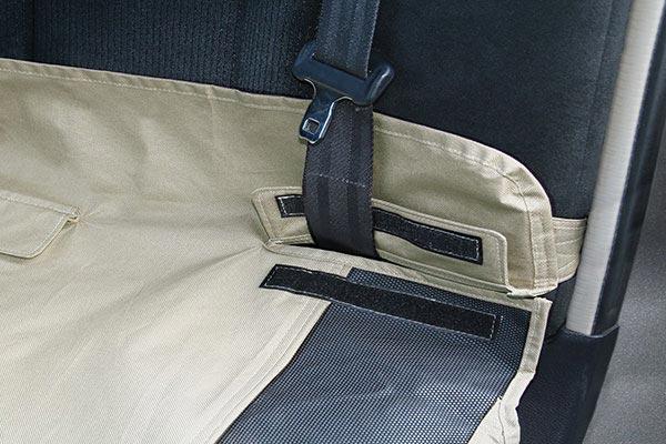 kurgo shorty bench belt