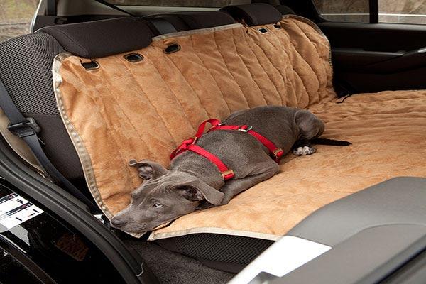 kurgo stowe hammock comfort