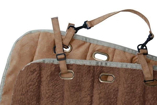 kurgo stowe hammock straps