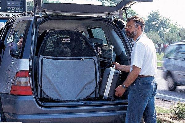 motor trend dog bag pet tent SUV