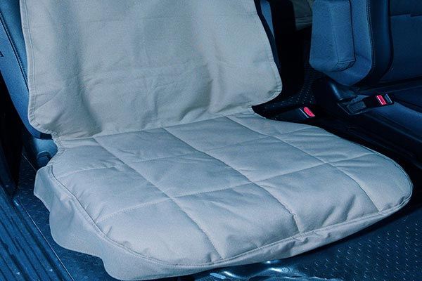 motor trend seat protector grey
