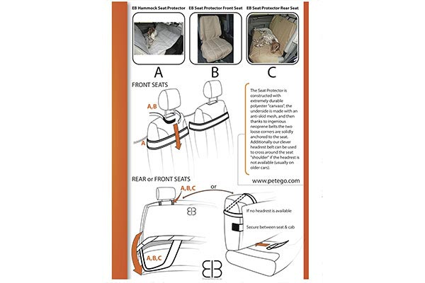 motor trend seat protector instructions
