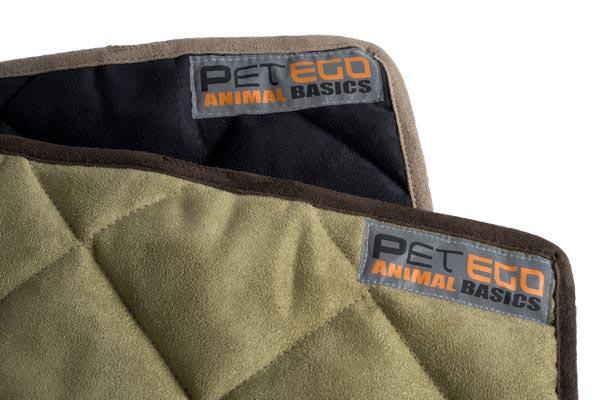 petego animal basics velvet seat cover texture