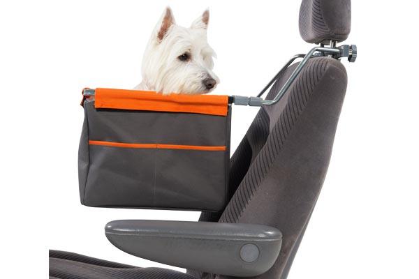 petego k9 lift pet booster seat dog profile