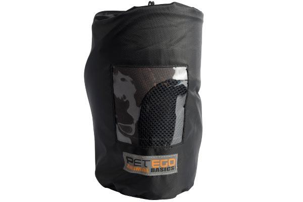 petego kar 9 soft pet safety barrier storage bag