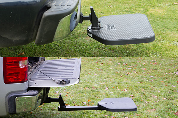 portable pet twistep dog hitch step truck vs suv