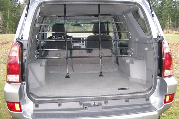 portable pet petpartition with extension