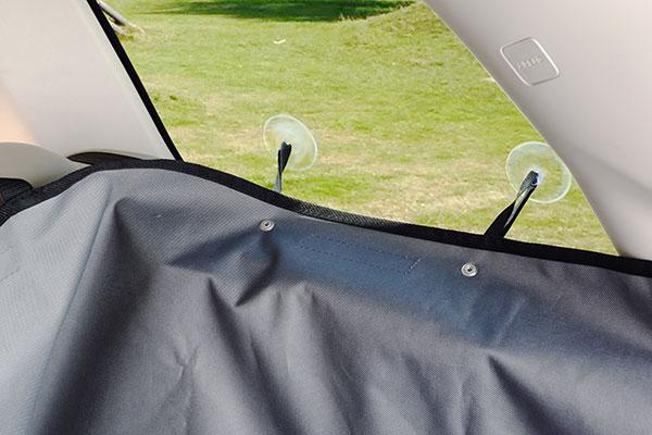 proz premium cargo cape attached