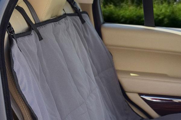 proz premium pet bench seat cover detail