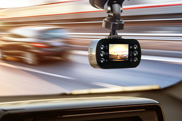 proz dual action camera dash