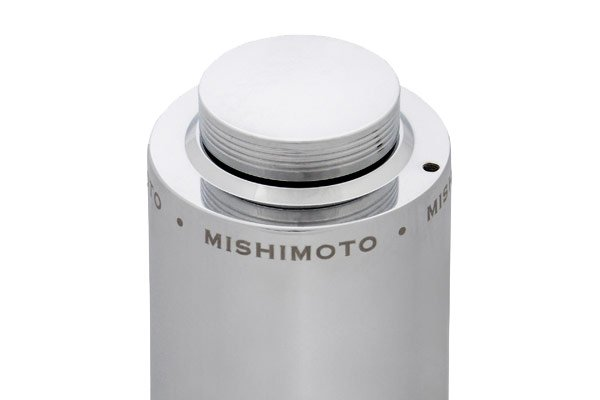 mishimoto aluminum coolant reservoir tank top