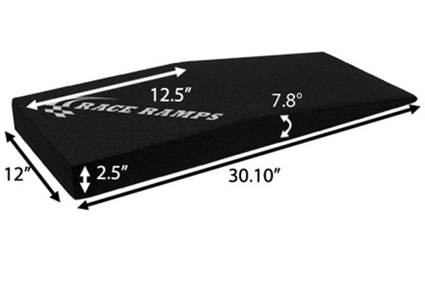 race ramps roll ups size md