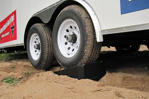 race ramps trailer side kicks 4