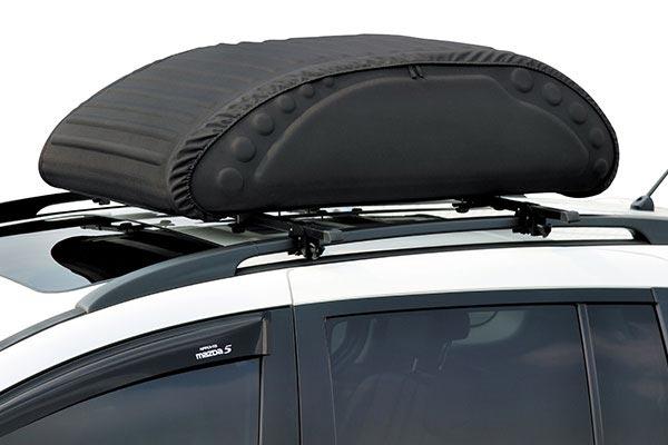 3dmaxpider display roof bag blk w rack