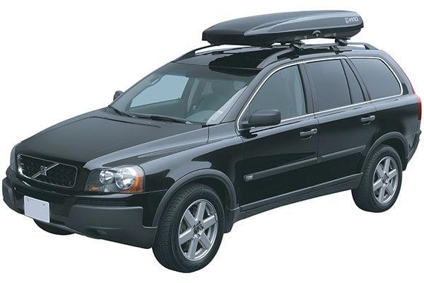 INNO shadow roof cargo box car