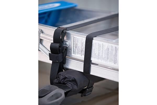 advantage sportsrack roof top cargo cushions ladder