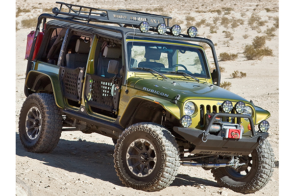 body armor cargo basket jeep lifestyle