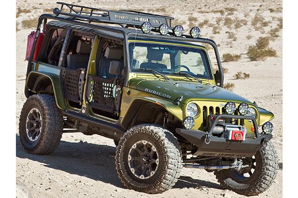 Wrangler Roof Rack >> Body Armor Roof Rack System Body Armor Jeep Rack