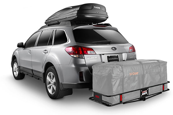 Curt Basket Style Hitch Mount Cargo Carriers Curt Trailer