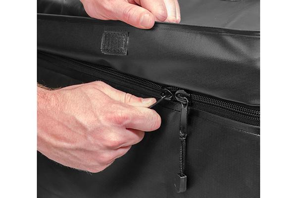 curt waterproof cargo carrier bags zipper