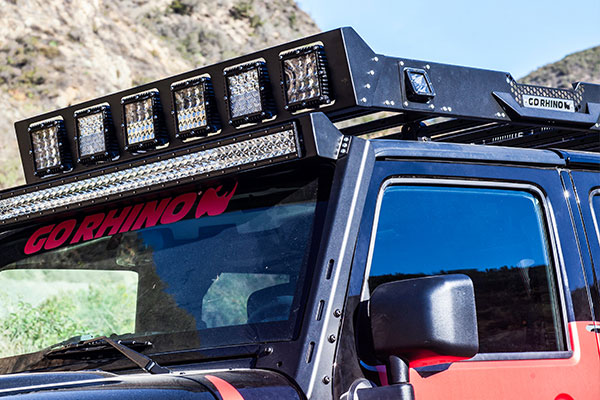 Go rhino srm roof rack free shipping on srm 100 200 aloadofball Image collections