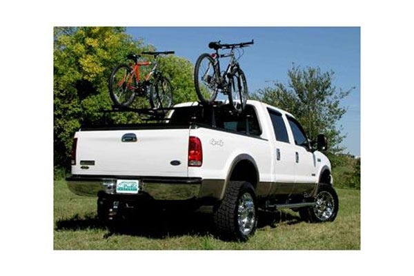 hauler racks str tonneau rack bike