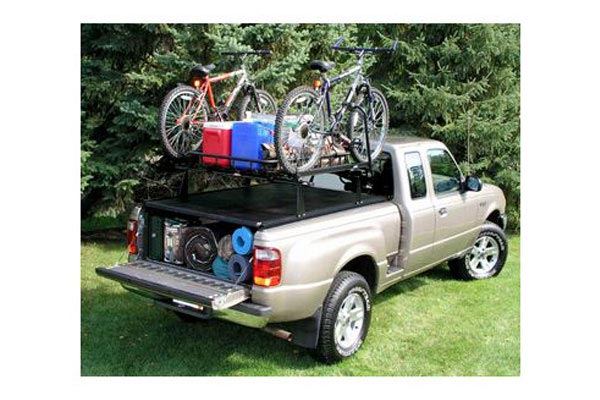 hauler racks str tonneau rack camping