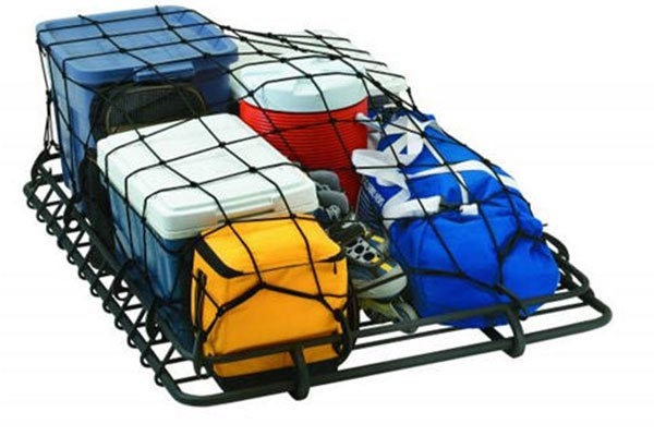 lund roof cargo rack with gear