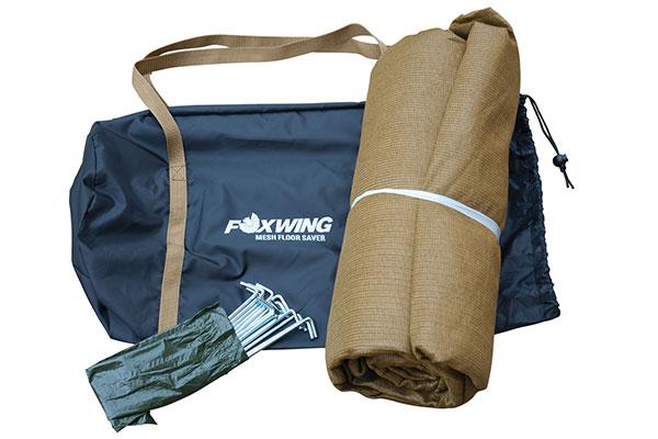 rhino rack foxwing awning mesh floor saver bag