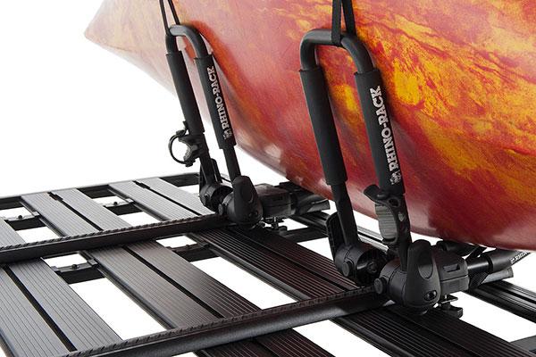 rhino rack pioneer accessory bar arms