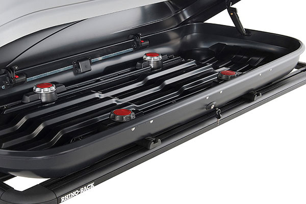 rhino rack pioneer accessory bar cargo